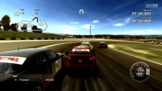 Superstars V8 Racing - Gameplay Demo [HD]