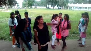 Livelihood college Dantewada girls Dance