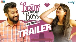 Beauty and the Boss Season 02 Trailer | Wirally Originals | Tamada Media