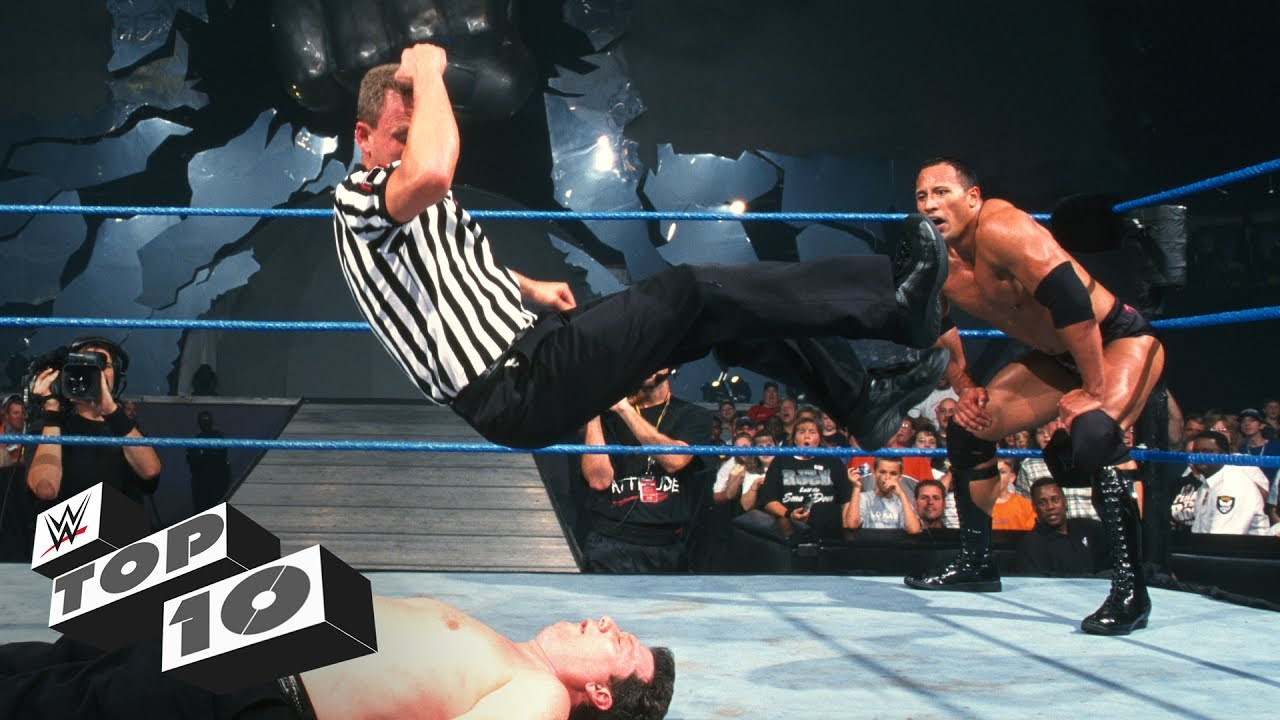 Download When referees fight back - WWE Top 10