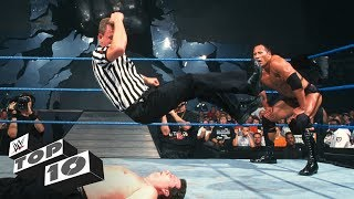 (5.56 MB) When referees fight back - WWE Top 10 Mp3