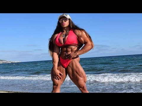 Nataliya AMAZONKA Kuznetsova – MOST MASSIVE & MUSCULAR FEMALE BODYBUILDER FROM RUSSIA!!!