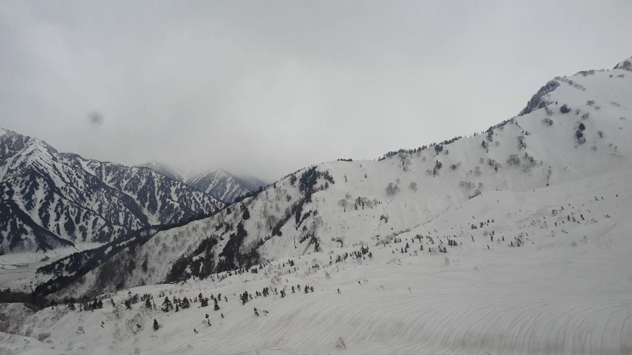 立山 連峰