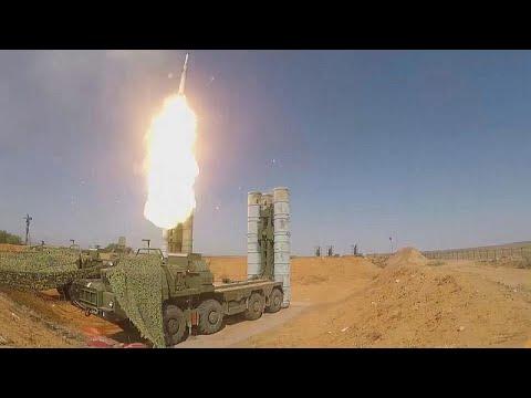 شاهد: الجيش الروسي يبدأ تدريبات عسكرية لمواجهة أي تهديدات في آسيا الوسطى…  - نشر قبل 18 دقيقة