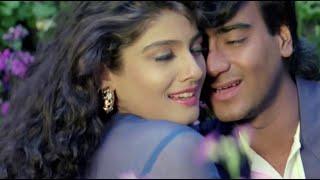Jo Tumhen Chaahe Usko Satana ((( Jhankar ))) HD, Dilwale (1994) Ajay Devgan, Raveena Tandon
