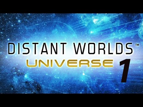 Let's play Distant worlds: Universe Ep.1 |