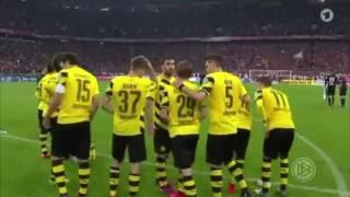 YouTube Kacke - Elfmeterschießen Bayern - Dortmund