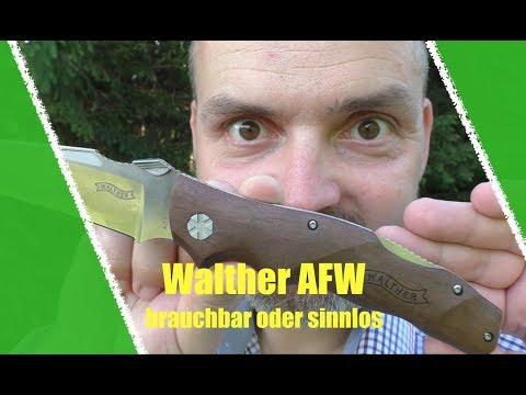 Das neue Walther AFM - brauchbar oder sinnlos?