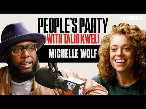 Talib Kweli And Michelle Wolf Talk Cancel Culture, Roasting Trump, & Comedy Cellar | People's Party