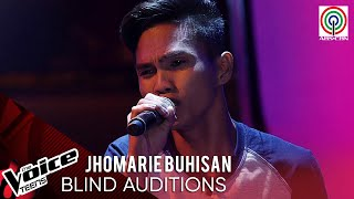 Jhomarie Buhisan - Ikaw Sana | Blind Audition | The Voice Teens Philippines 2020