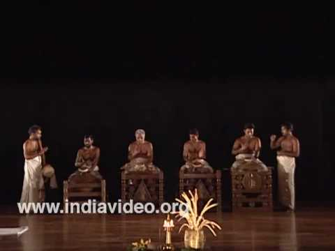 Mizhavu thayambaka - ethics of rhythm and beats