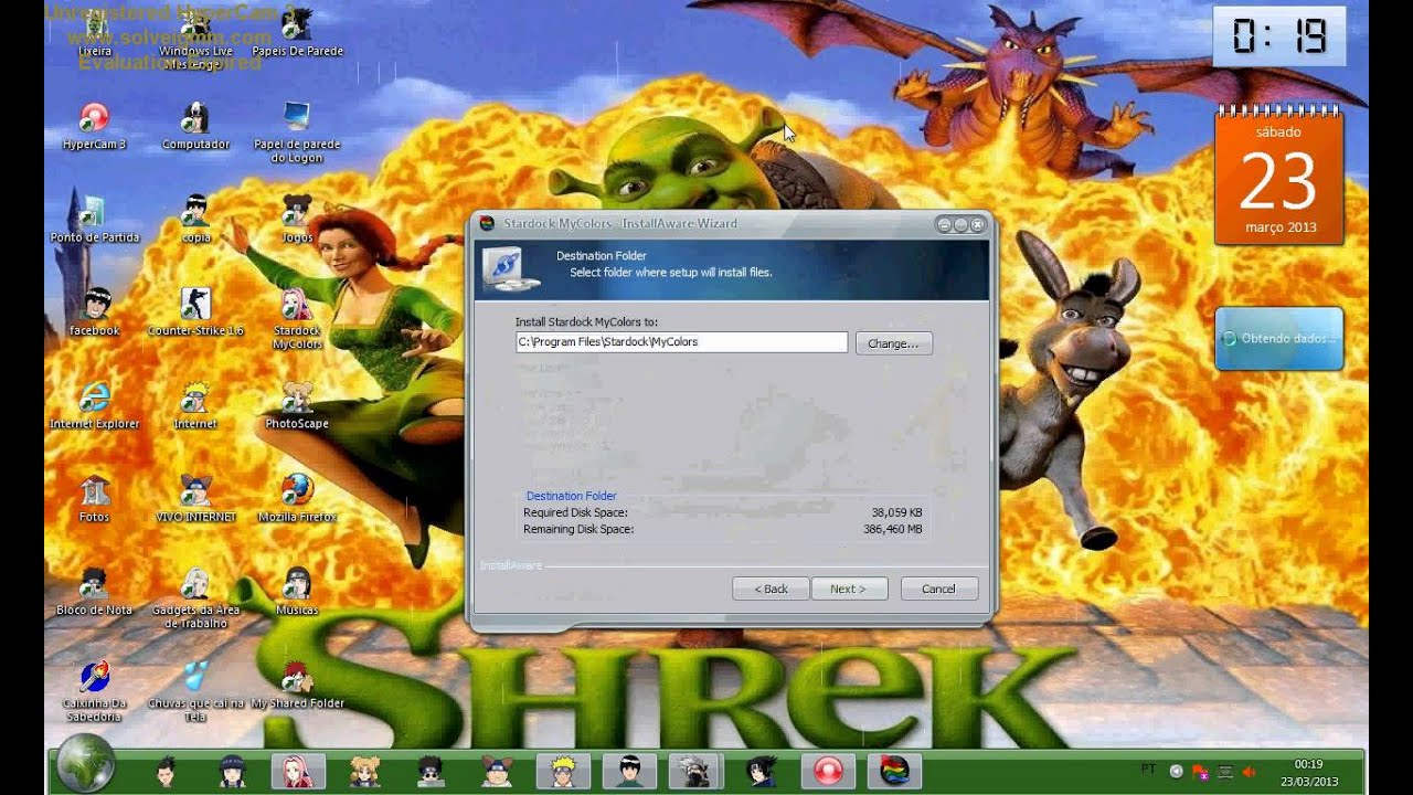 alienguise para windows 7 starter