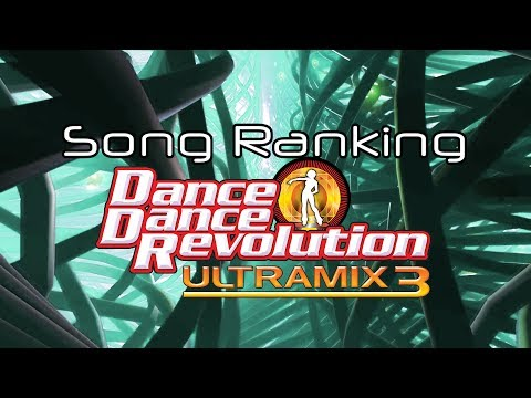 Dance Dance Revolution ULTRAMIX 3: Song Ranking