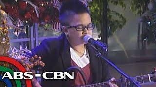 Aiza Seguerra performs Christmas song on 39 Kris TV 39