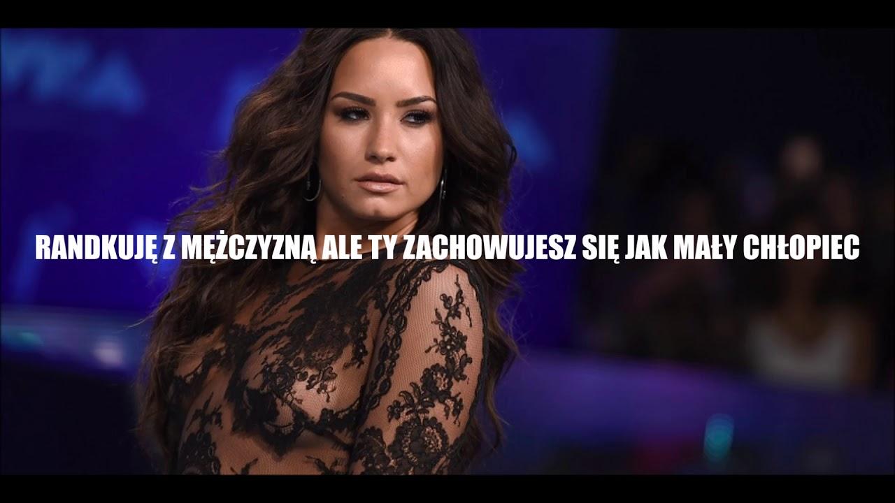 Demi Lovato Games Tłumaczenie Pl Youtube