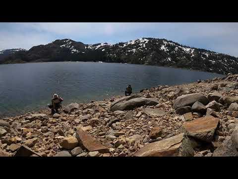 Fishing Trip To Bowman And Sawmill Lakes