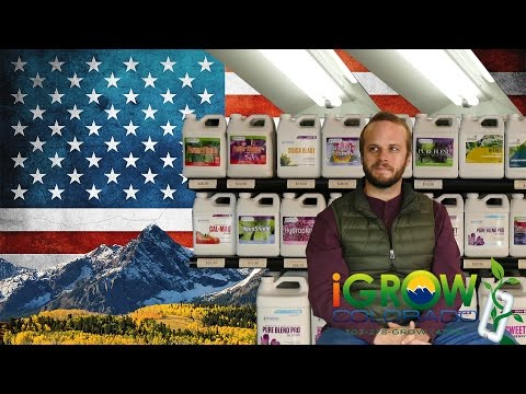 Homegrowing in Colorado boomt - Growshop iGrow Denver | DHV USA Tour 2015 Part 7/10