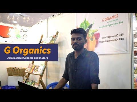 எல்லாம் ஆர்கானிக்  தயாரிப்புகள்  - G Organics Store - Chennai