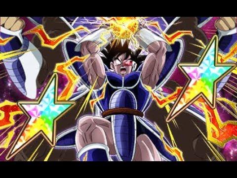 I CAN'T BELIEVE HE'S THIS GOOD! 100% RAINBOW STAR GREAT APE TURLES SHOWCASE! (DBZ: Dokkan Battle)