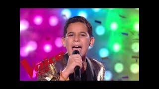 The Jackson 5 - I want you back | Ismaël | The Voice Kids France 2018 | Finale