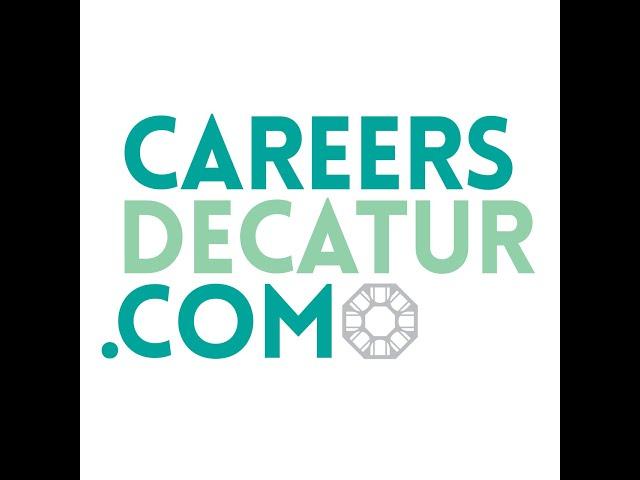 Decatur Summer Workforce Training Opportunities