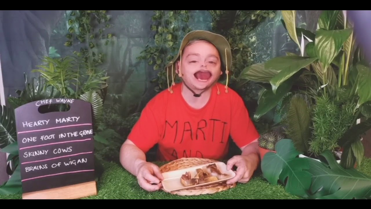I M A Celeb Get Me Out Of Here Eating Challenges Part2 Youtube