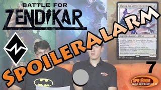 SpoilerAlarm - Battle for Zendikar - Fähigkeiten & Farblos (Eldrazi) - SpielRaum Wien [DE]