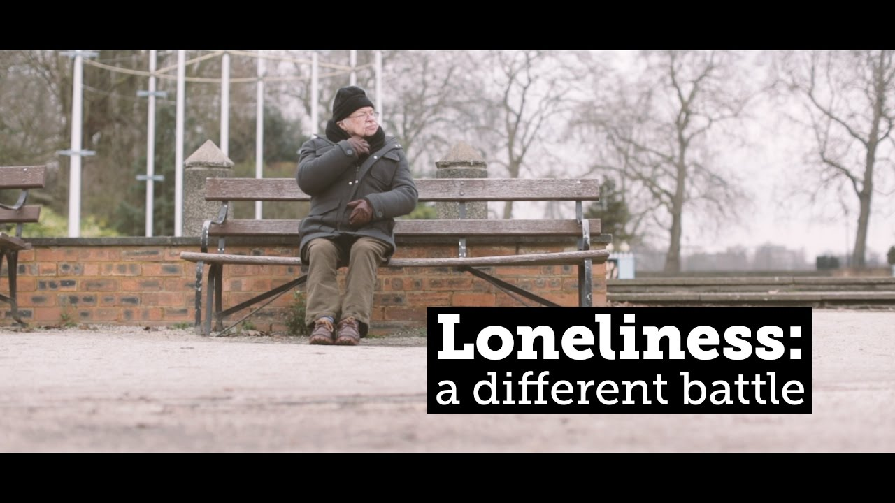 the battle with loneliness Wavelength works to fight loneliness across the uk we give media technology to vulnerable people to help them reconnect with their families and communities.