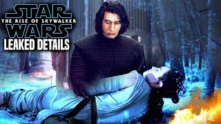 The Rise Of Skywalker Rey's Death Leaked Hint Revealed! (Star Wars Episode 9)