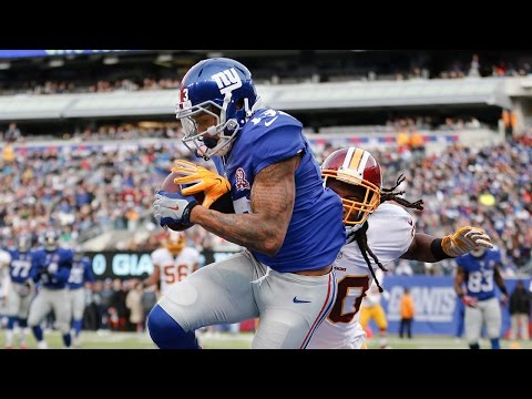 Odell Beckham 2014 season highlights