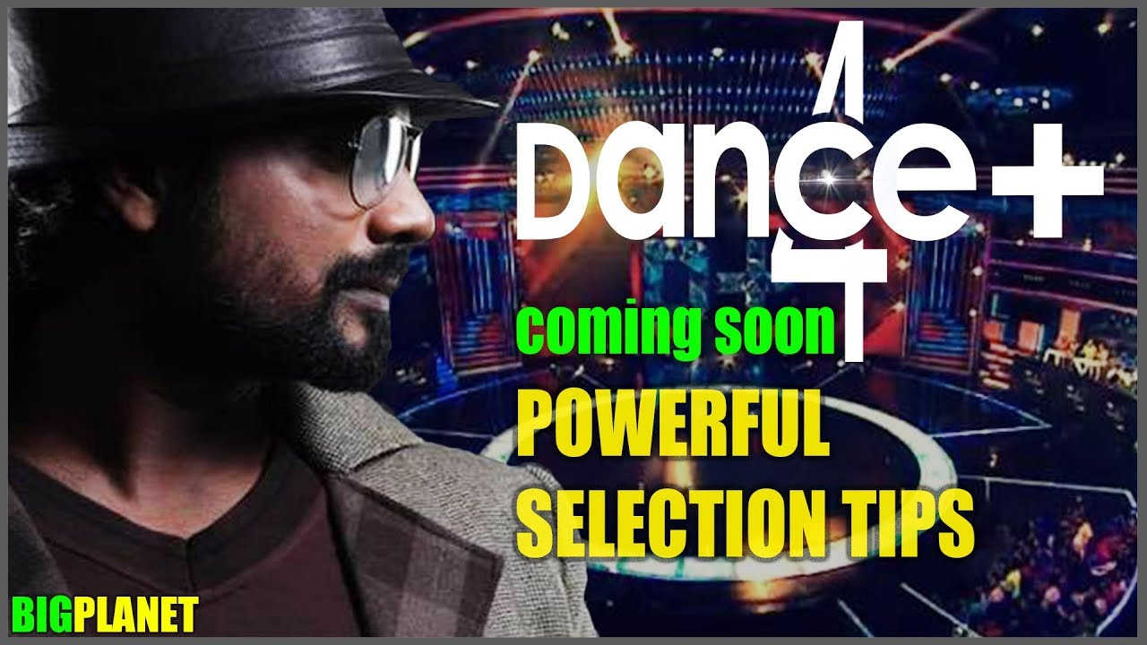 tv show download dance plus 4
