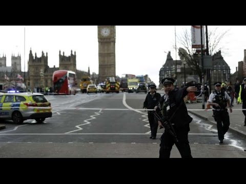03/22/2017: Attack in London Near Parliament: Multiple Live Streams