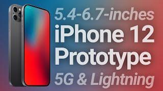 New iPhone 12 Prototype & Portless iPhone 13 Rumors!