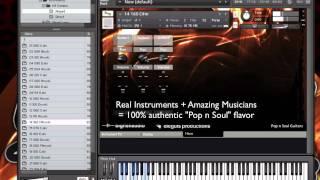Pop n Soul Guitars KLI Series Overview