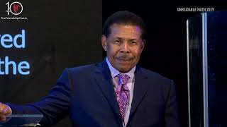 DR.BILL WINSTON, UNBEATABLE FAITH CONFERENCE ,2019,PART 4 of 4