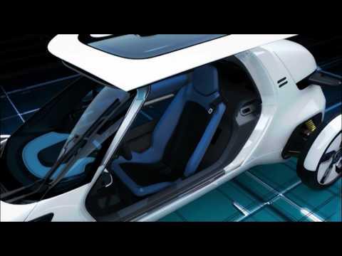 Volkswagen NILS - single-seat electric concept vehicle