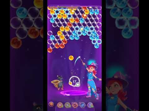 Bubble Witch 3 Saga Level 1455 ~ NO BOOSTERS