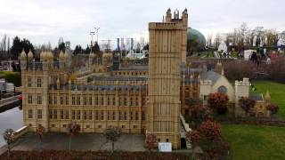 Trip to Brussels (Belgium) 2014 - Mini-Europe - Atomium Part 2