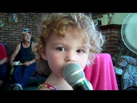 Annabelle karaoke