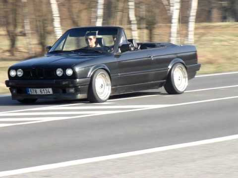 325ic E30 Bbs Rs Slow Motion 120fps Youtube