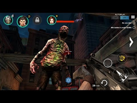 DEAD WARFARE Zombie Shooting Gun Games Free (By VNG GAME STUDIOS) Android Gameplay