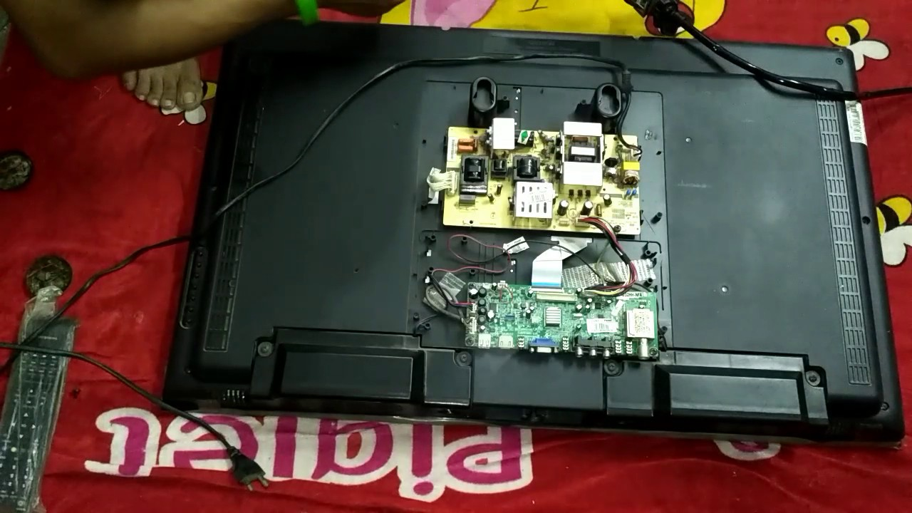 Videocon Tv Circuit Diagram Model No