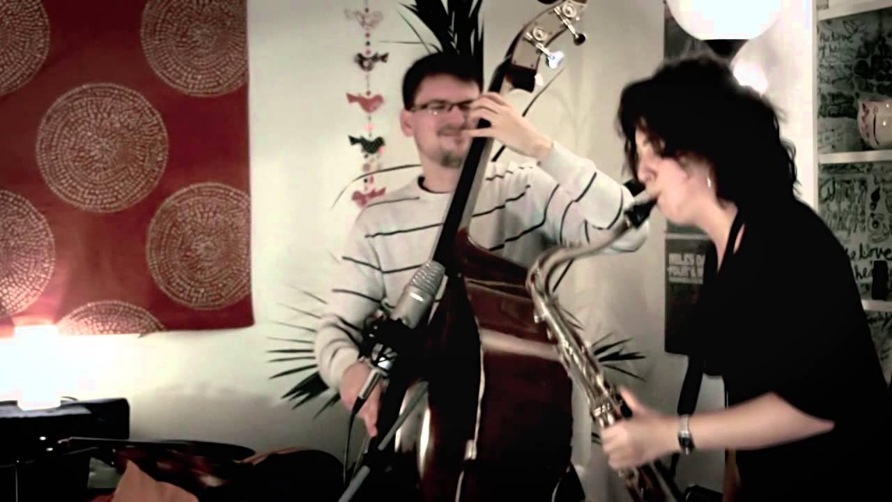 Au Privave - The New Quartet