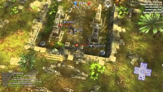 Combat Sector: Обзор клановой войны ЭСС - Лики Смерти