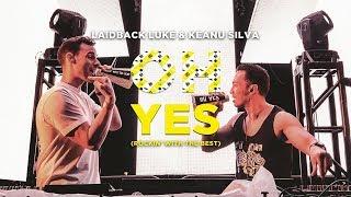 Смотреть клип Laidback Luke & Keanu Silva - Oh Yes
