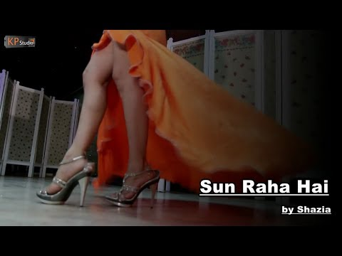 SHAZIA CHAUDHARY REMAKE OF SUN RAHA - KHANZ PRODUCTION OFFICIAL VIDEO