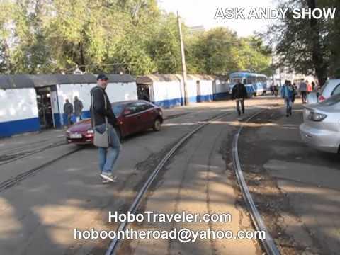 Trip from Tiraspol Transnistria to Odessa Ukraine