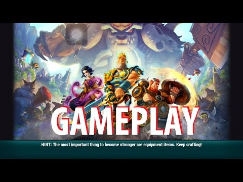 Gates of Epica Gameplay iOS Video HD