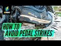 How To Avoid Pedal Strikes On Your E Bike