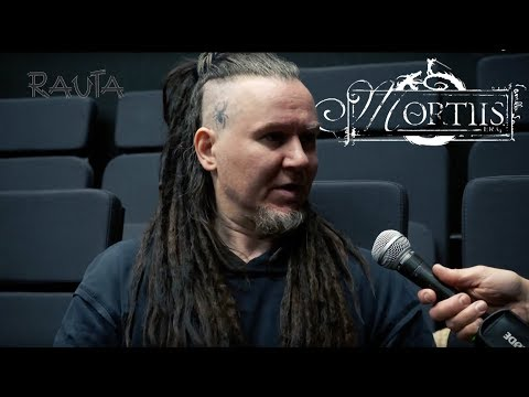 The worlds coolest metal troll is here! Mortiis interview at Steelfest 2018 INTERVIEW